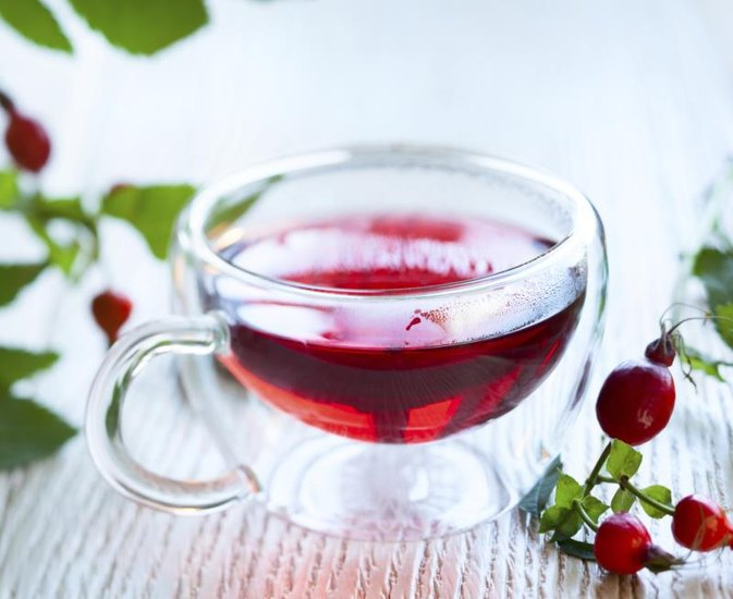 Rosehip and Hibiscus Tea Benefits