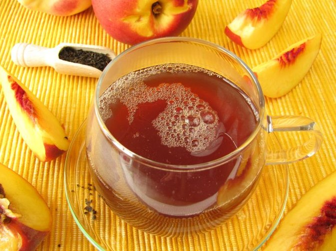 What Are the Benefits of Peach Black Tea?