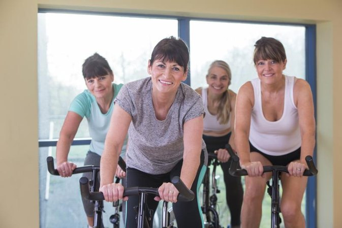 Tailbone Injuries & Exercise Bikes