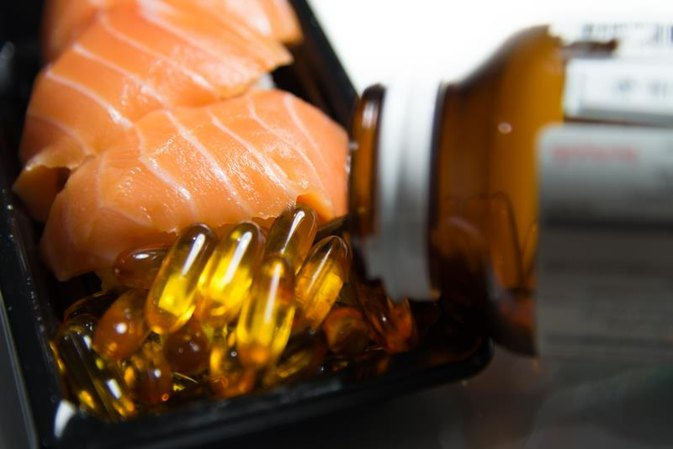 Dizziness and Side Effects of Omega 3