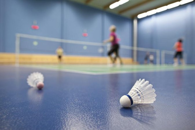 Badminton Drills & Lead-Up Games