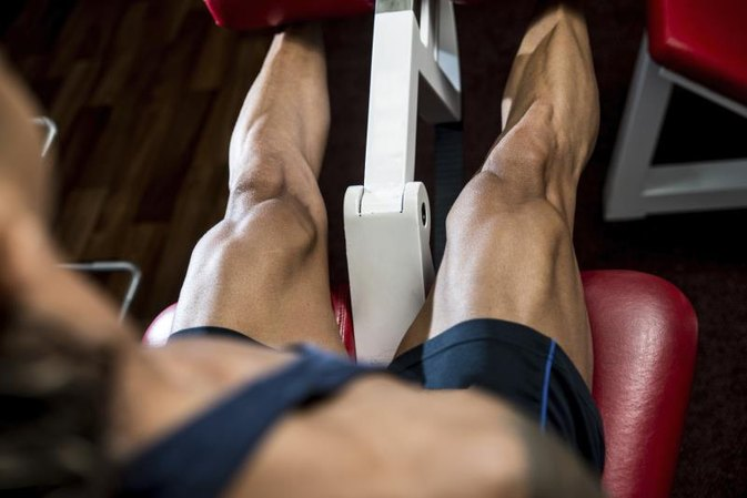 what causes quad muscle stiffness? | livestrong, Muscles