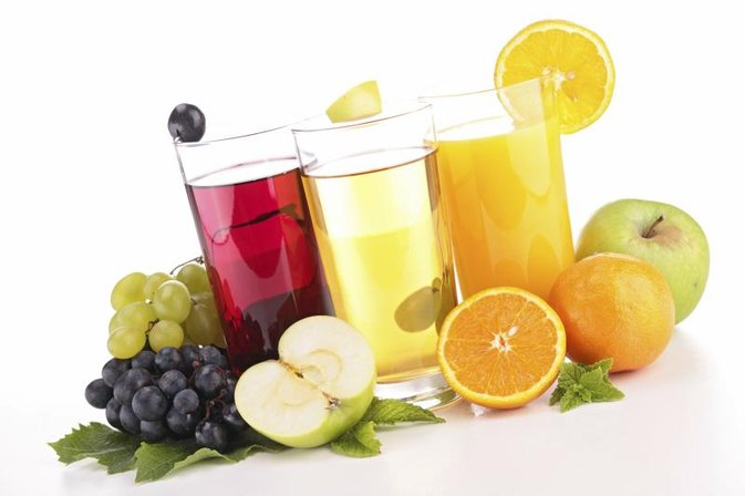 The Types of Acidic Juices
