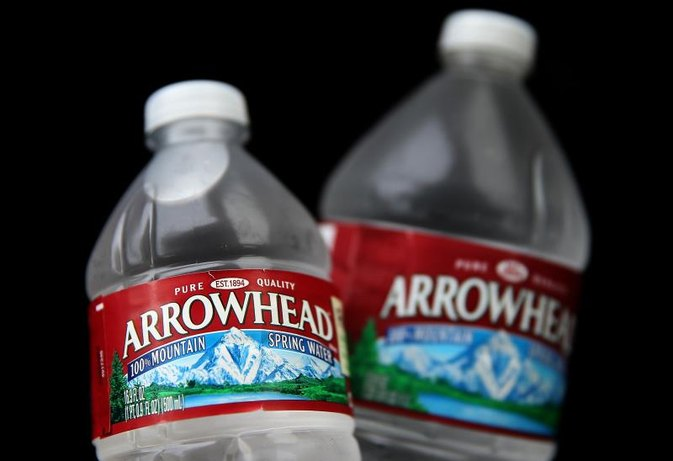 Arrowhead Water Nutrition Facts