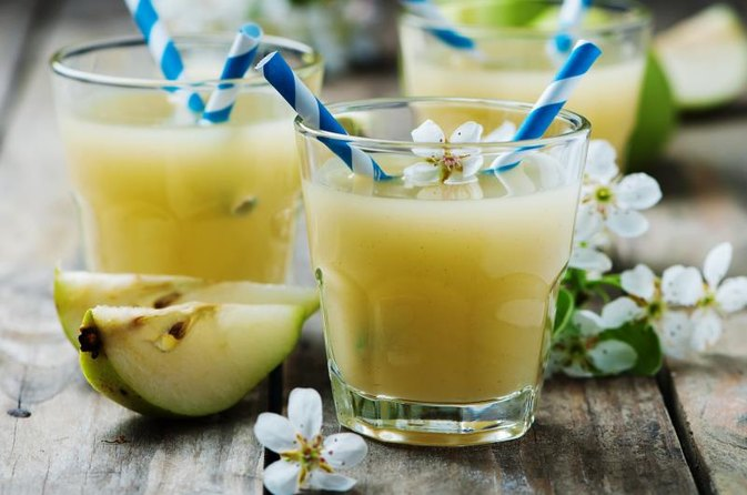 Benefits of Juicing Pears