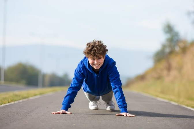 Weight-Training Exercises for 15-Year-Olds