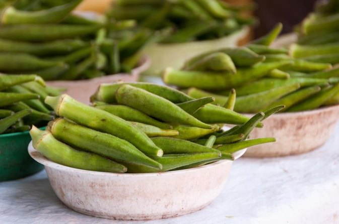 Okra and Weight Loss