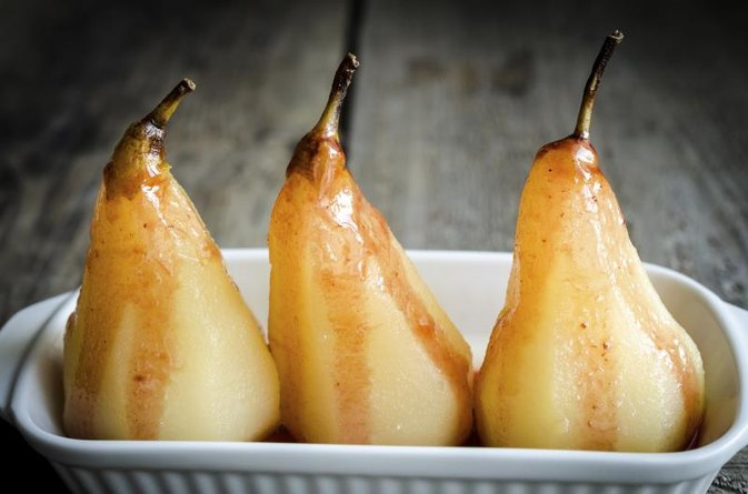 How to Cook a Pear in the Microwave