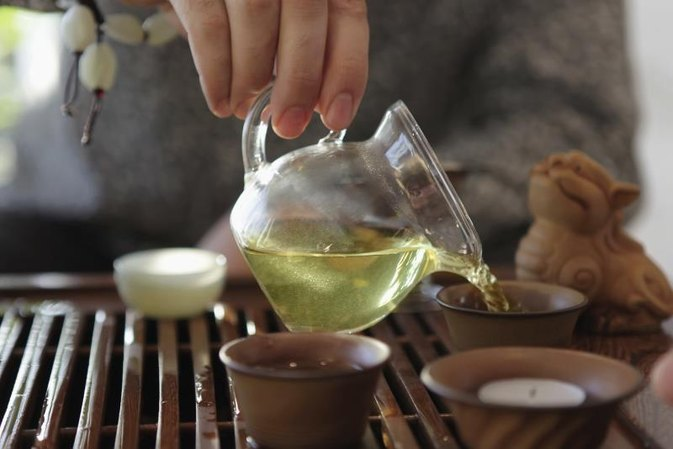 Green Tea's Effect on Digestion