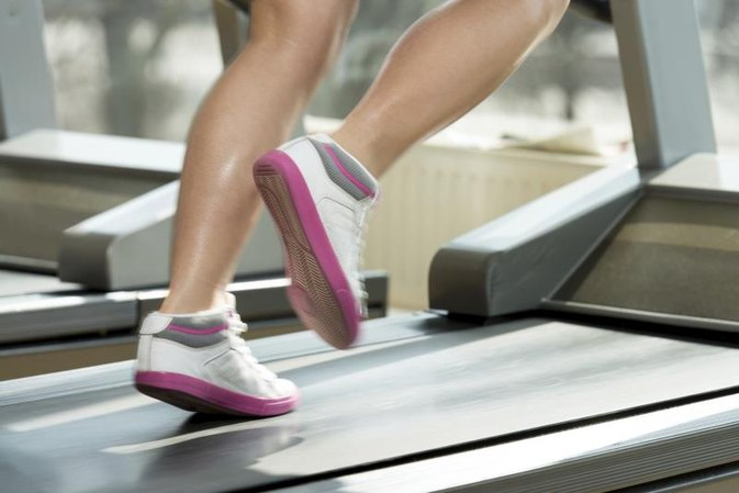 How to Make a Walking Board for a Treadmill