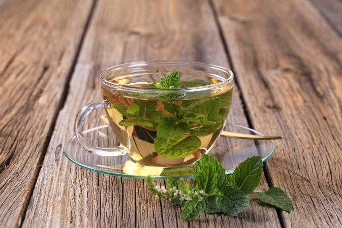 Mint Tea & Weight Loss