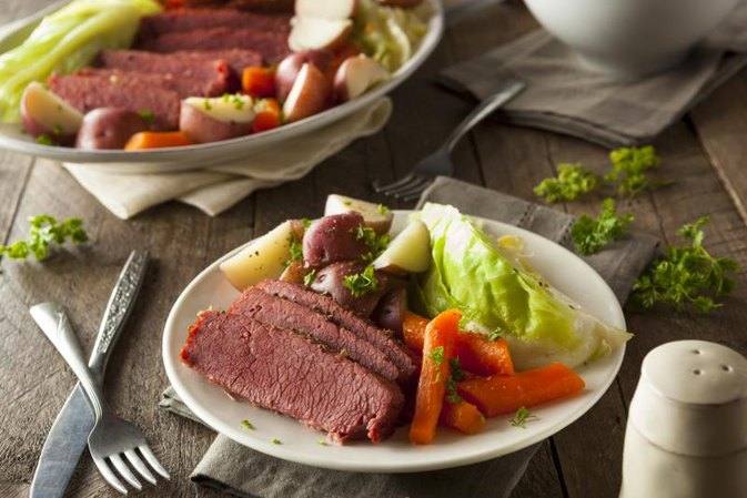 Corned Beef Nutrition