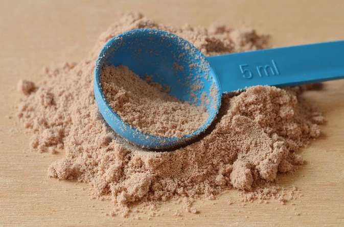 The Best Protein Powder for Gaining Muscle