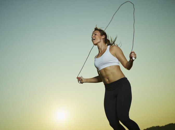 The Jump Rope & High Intensity Interval Training