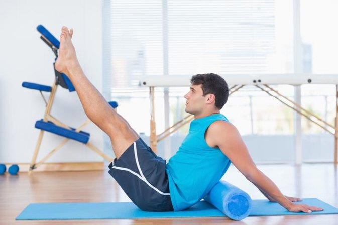 Foam Rollers for Delayed Onset Muscle Soreness
