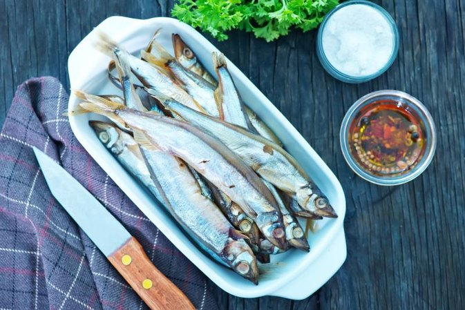 Gout and sardines livestrong com for Fish oil gout