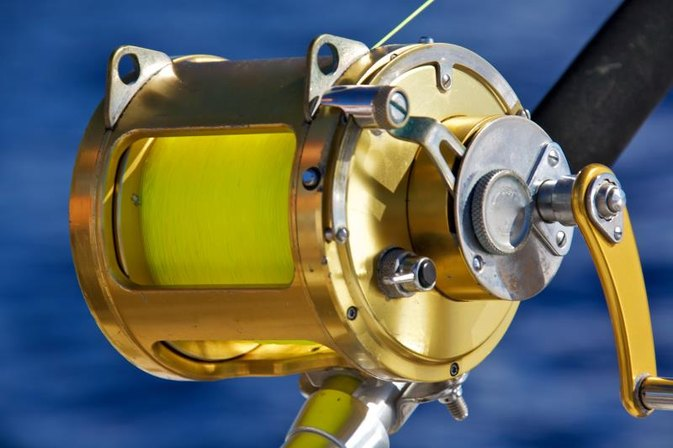 Explanation of the Gear Ratio on Fishing Reels