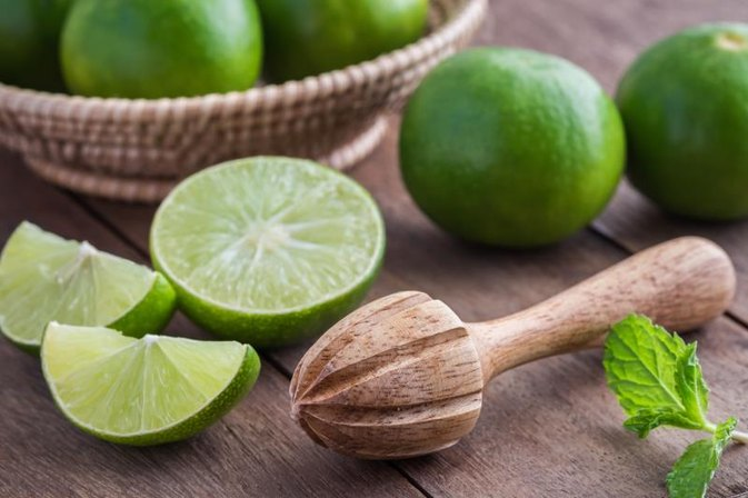 Acid Found in Lemons & Limes