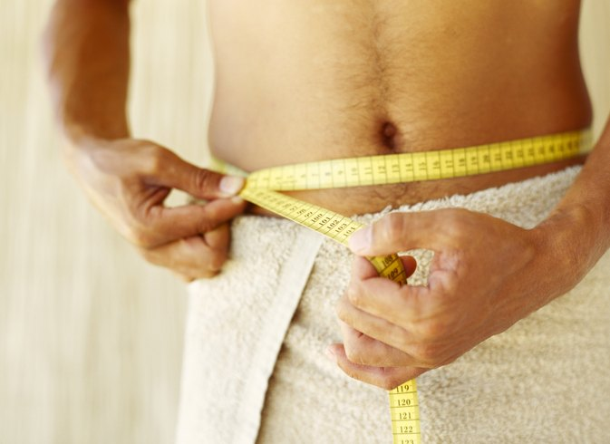 How to Measure Your Stomach for Fat