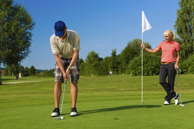A Nutrition Plan for Golfers