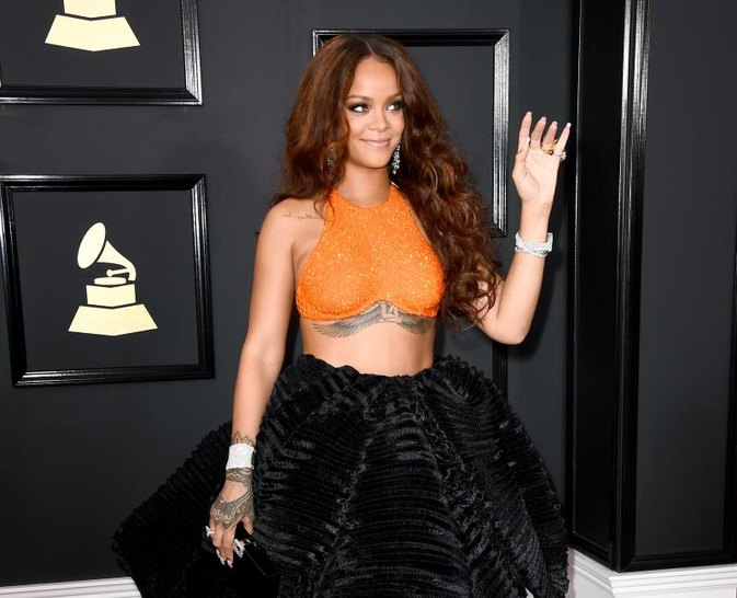 Rihanna's Daily Diet Isn't Just Cake, Cake, Cake