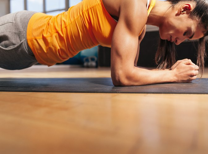 What Is a Plank Push-Up?