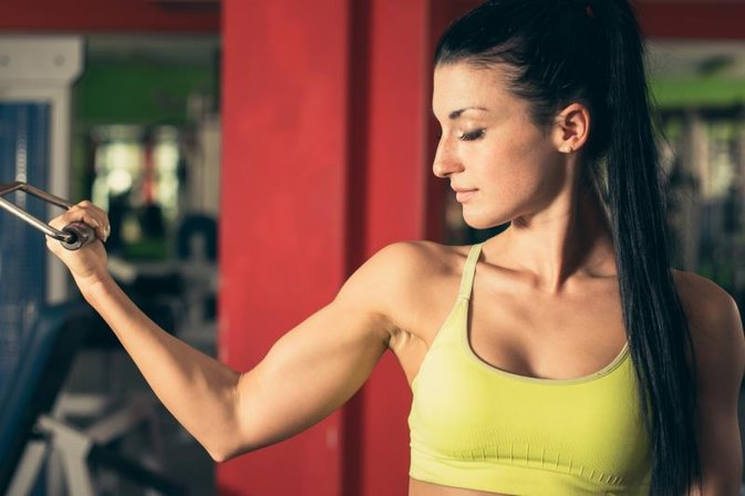 Should I Feel a Burn After Weight-Lifting Workouts?