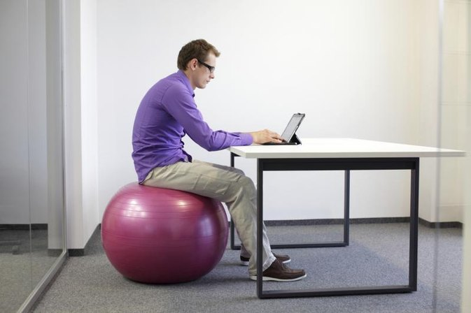 AB Exercises for the Office