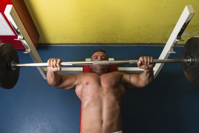 Bench Press Bars & Cracked Sternums