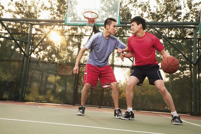 How Does Participating in a Sport Relieve Stress?