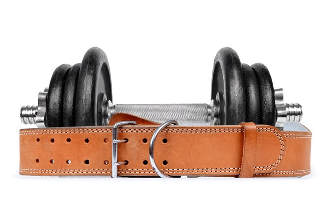 Weight Lifting Belts to Prevent Back Pain