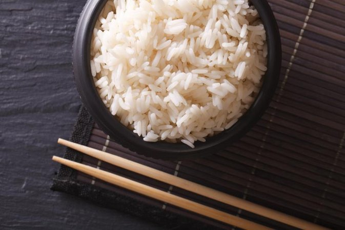Vitamins & Minerals Found in White Rice