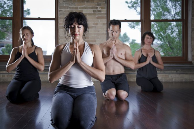 Does Hot Yoga Tone Muscles?