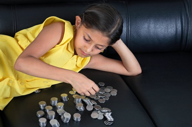 How to Teach Children to Give Offerings & Tithes at Sunday School