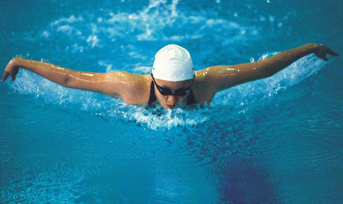 How to Design a Swim Workout for Sprinters