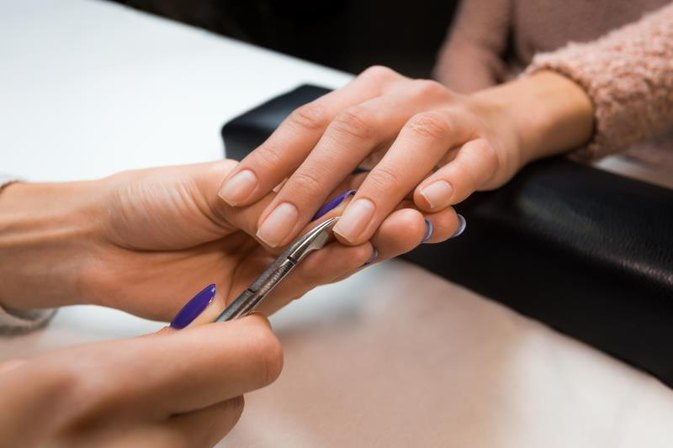 Treatments for Ragged Cuticles