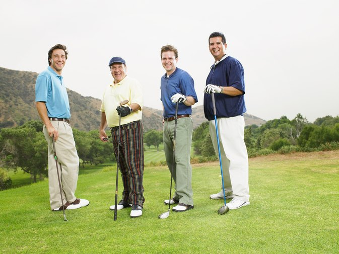 Can You Wear Suit Slacks for Golf?
