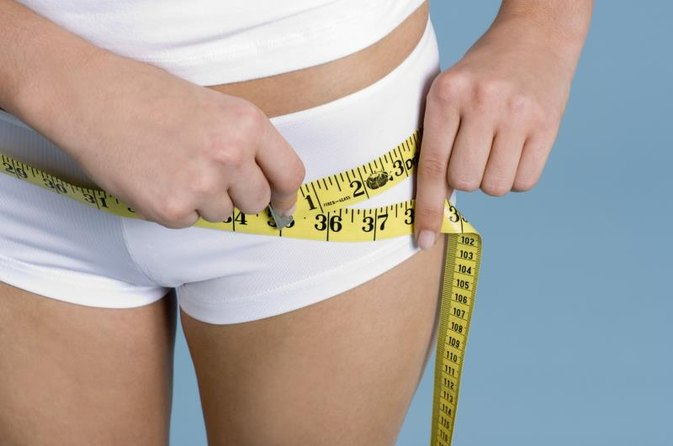 How to Lose Fat on Hips, Thighs and Buttocks