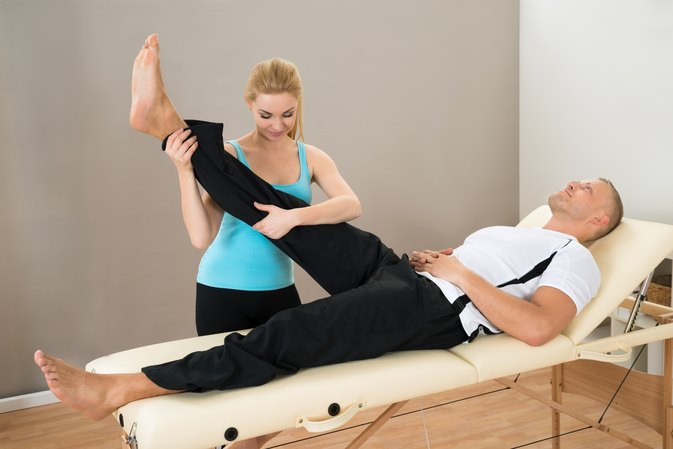 Physical Therapy for Inguinal Ligament Strain