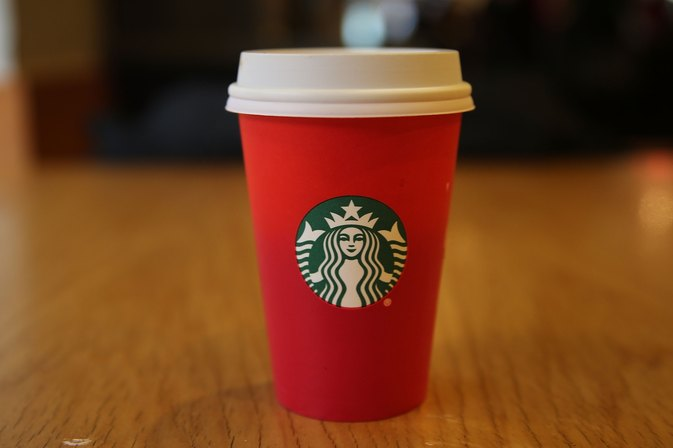 Is Starbucks' Strange New Drink a Holiday Miracle or Nightmare?