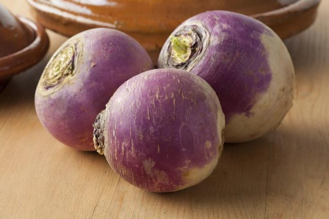 What Vitamins Are in Turnips?