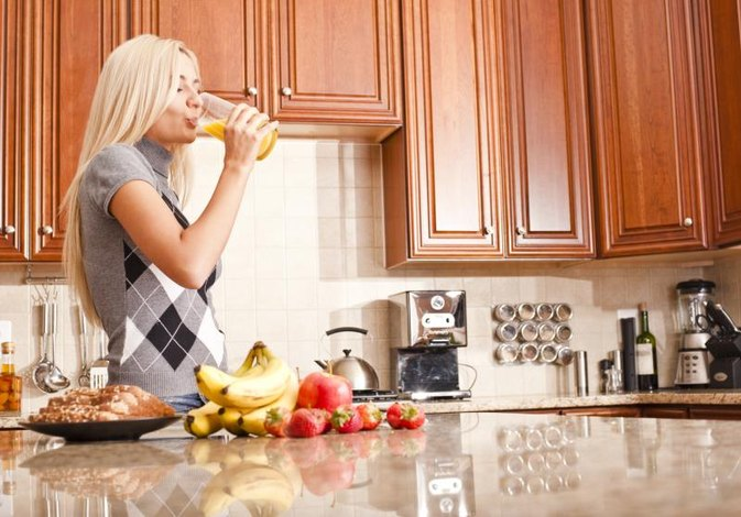 Fruit Juices for a Renal Diet