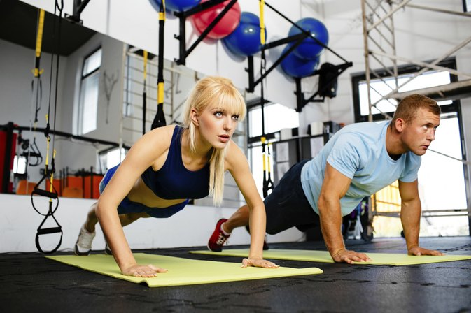 Does a Push-Up-Only Workout Really Work?