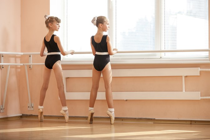 A List of Ballet Exercises