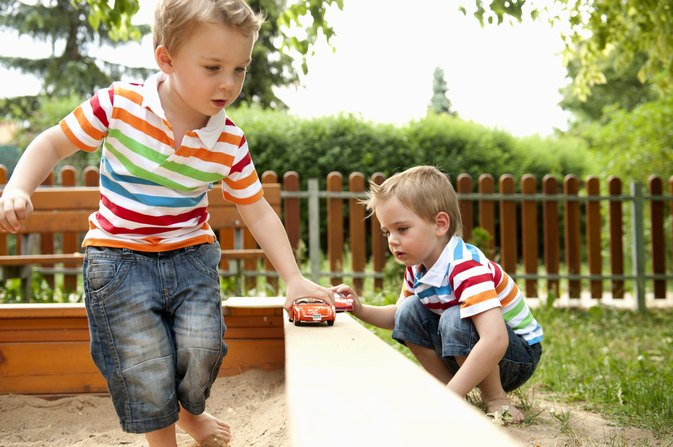 The Benefits of Outdoor Play for Children