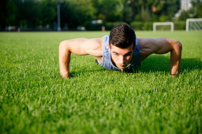 How to Improve Push-Ups Fast
