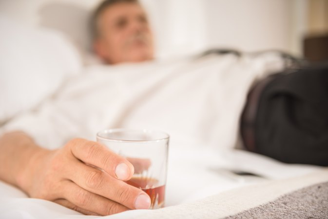 Does Liquor Help You Sleep?