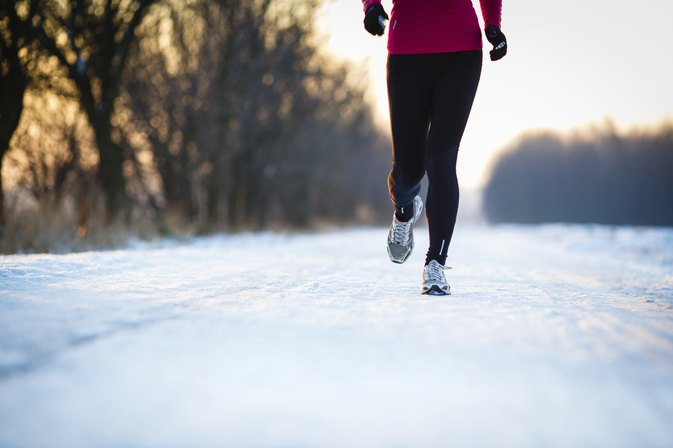 Rashes and Hives From the Cold & Exercising