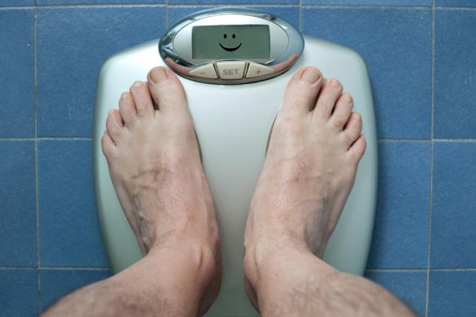 Ideal Weight for a Male