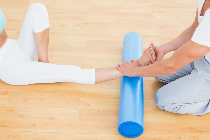Why a Foam Roller Works